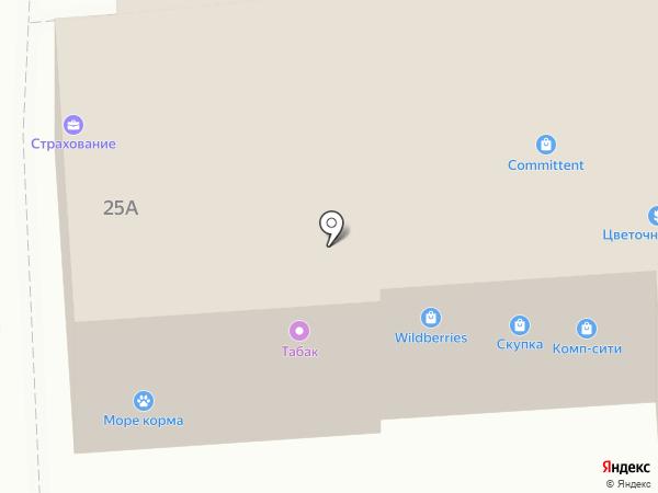 Строй-Премиум на карте Ивантеевки