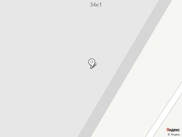 ПрофМастер на карте Некрасовки