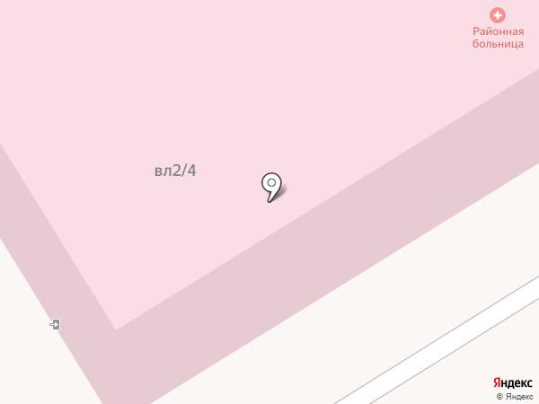 Платежный терминал на карте Михнево