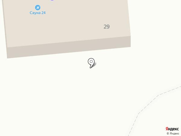 Мастерская автоэлектрики на карте Ивантеевки