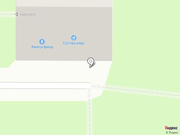 Бирмаркет на карте Балашихи
