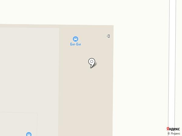 ДОМ РОЗ на карте Балашихи