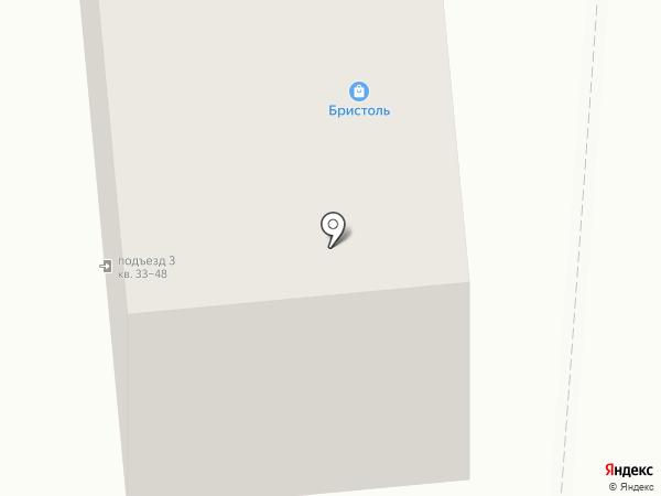 Никс на карте Ивантеевки