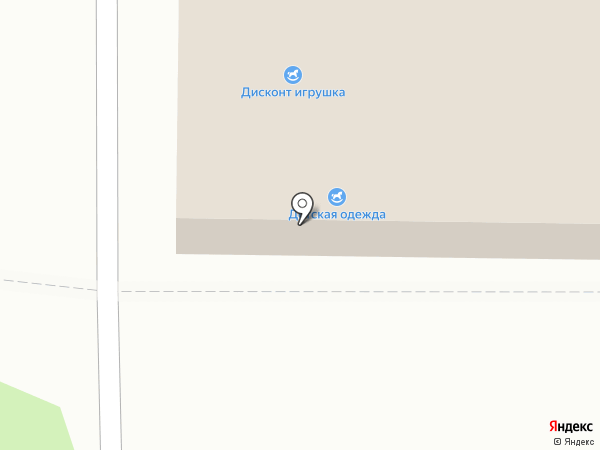 Дисконт Игрушка на карте Балашихи