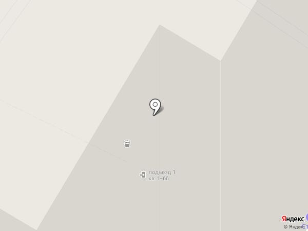 Зеленовка, ТСЖ на карте Балашихи