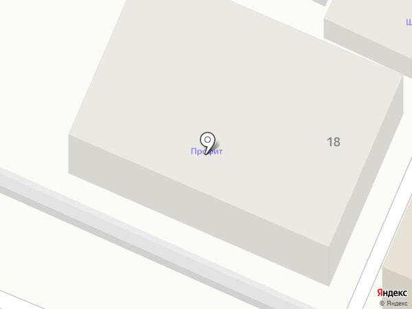 ПРОФИТ на карте Геленджика