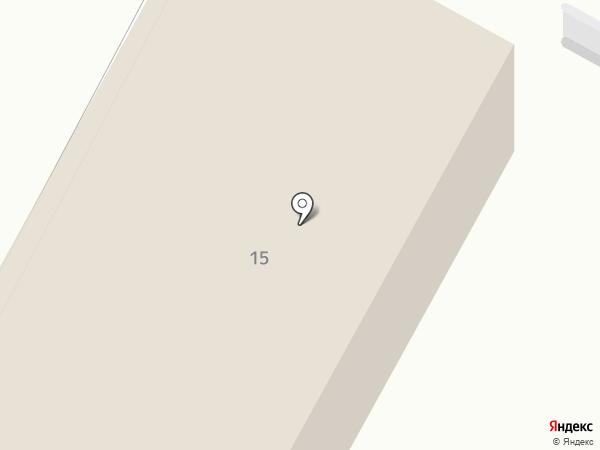 Почтовое отделение №142713 на карте Володарского