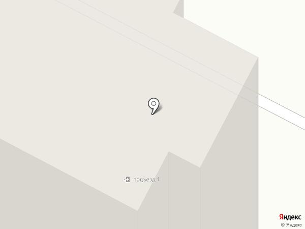 Ольховка на карте Володарского