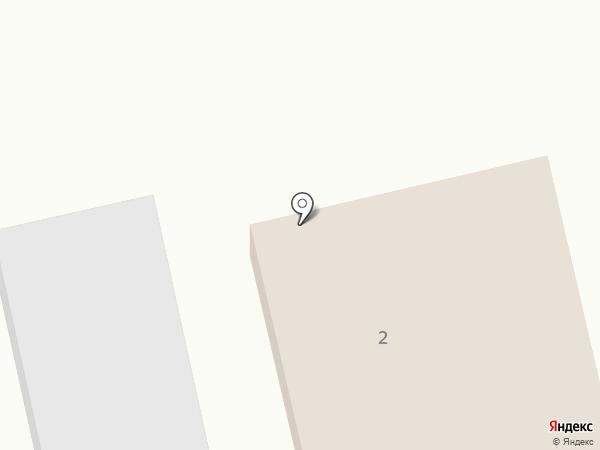 Зеленая долина на карте Макеевки