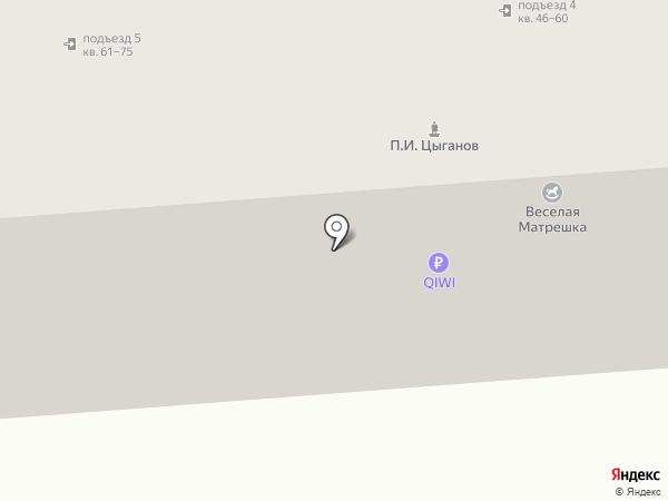 Платежный терминал, МОСКОВСКИЙ КРЕДИТНЫЙ БАНК на карте Ивантеевки
