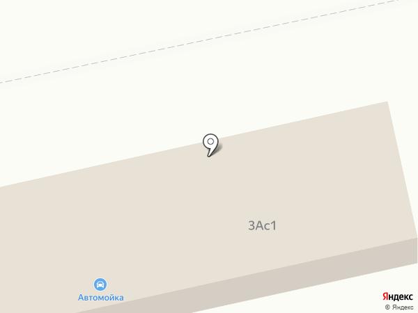 Автомойка на карте Томилино