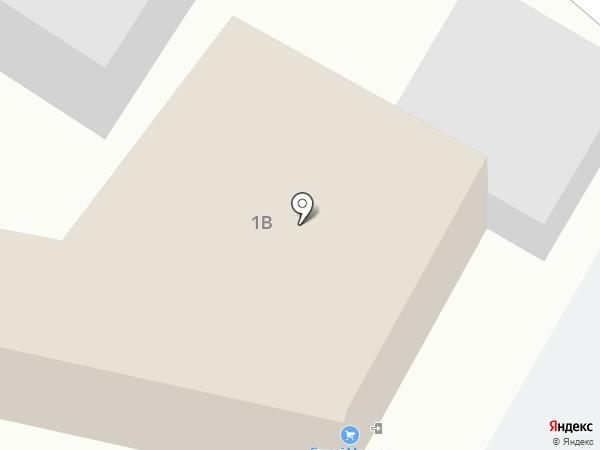 Строймаркет на карте Балашихи