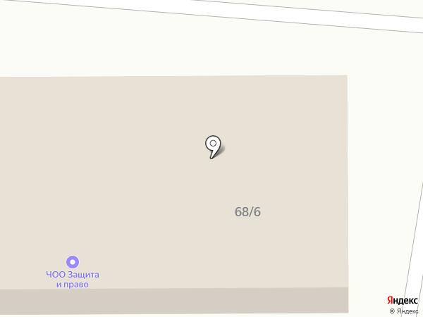 Кучинский на карте Железнодорожного