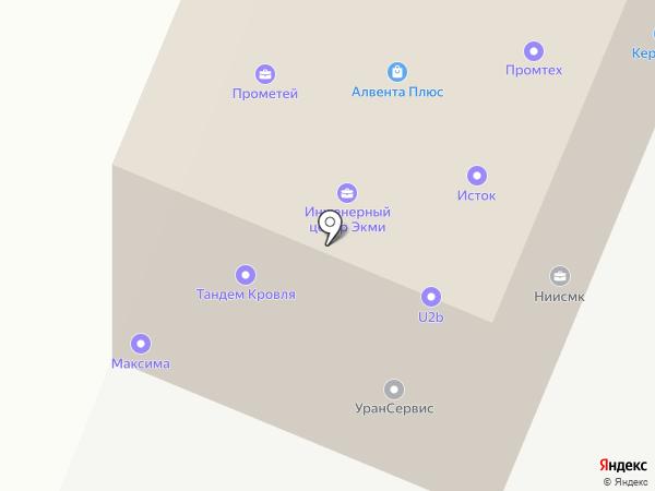 Mago на карте Балашихи