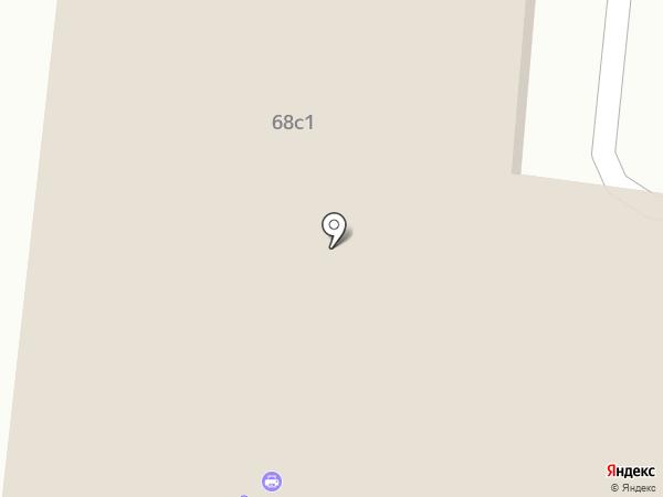 Салон Путешествий на карте Железнодорожного