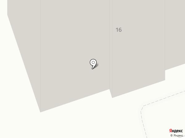 Ветеринарная клиника на карте Балашихи