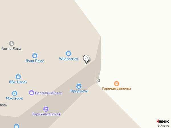 Группа Ренессанс Страхование на карте Томилино