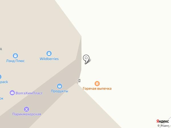 CyberPlat на карте Томилино