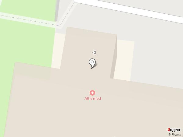 Altis med на карте Балашихи