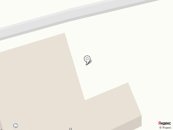 Администрация городского поселения Томилино на карте Томилино