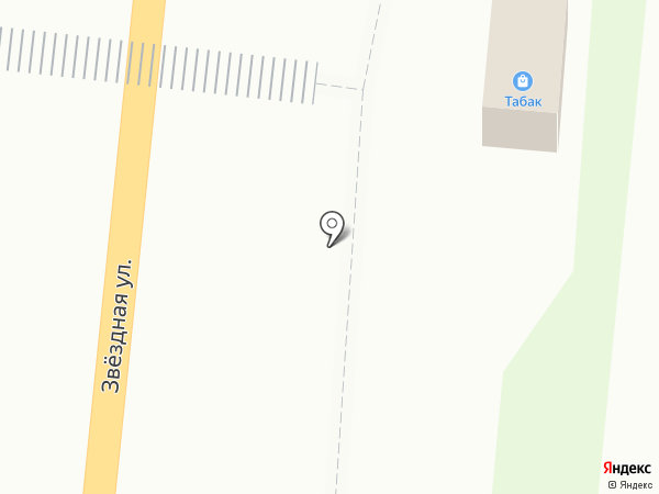 Дымок на карте Балашихи