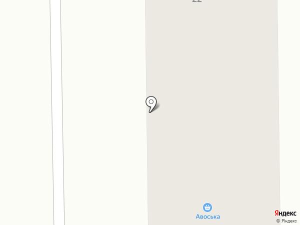 Салон фотоуслуг на карте Макеевки