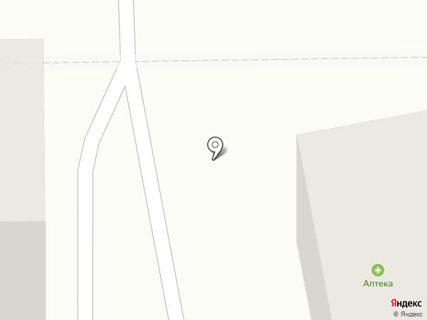Надежный на карте Макеевки