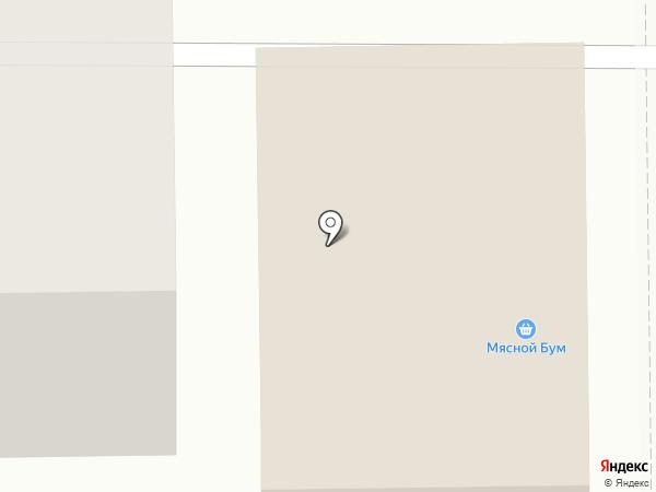 Мясной квартал на карте Макеевки