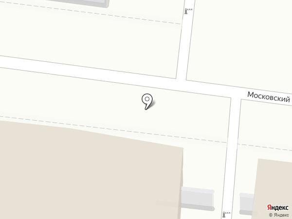 Arr на карте Балашихи