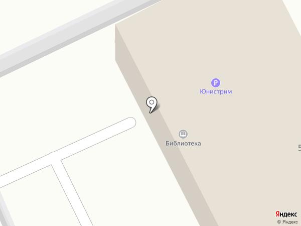 Почтовое отделение №140072 на карте Томилино