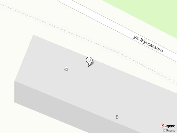 Гала Готти на карте Томилино