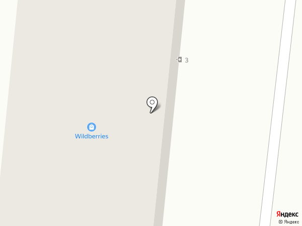 Магазин чулочно-носочных изделий на ул. Гаршина на карте Томилино