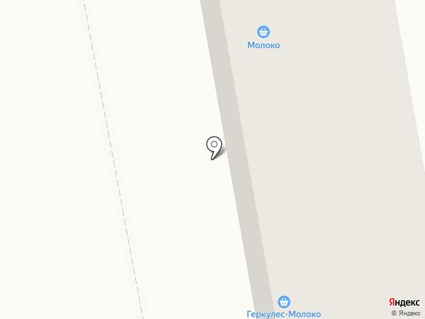 Чибис на карте Макеевки