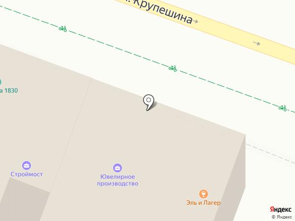 Пивной Паб на карте Балашихи