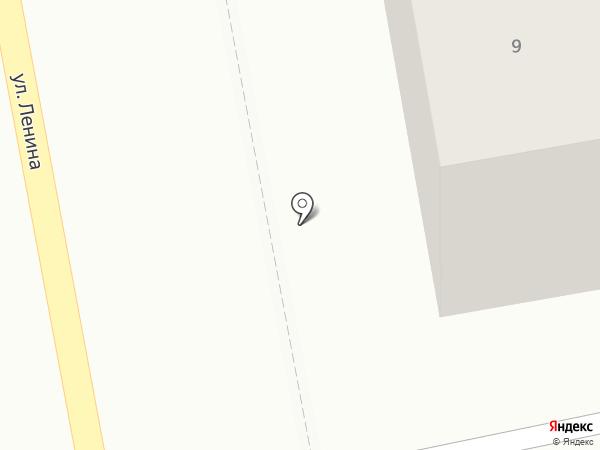 Мегаоптика на карте Макеевки