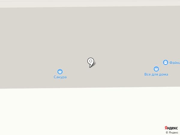 Нова Пошта на карте Макеевки