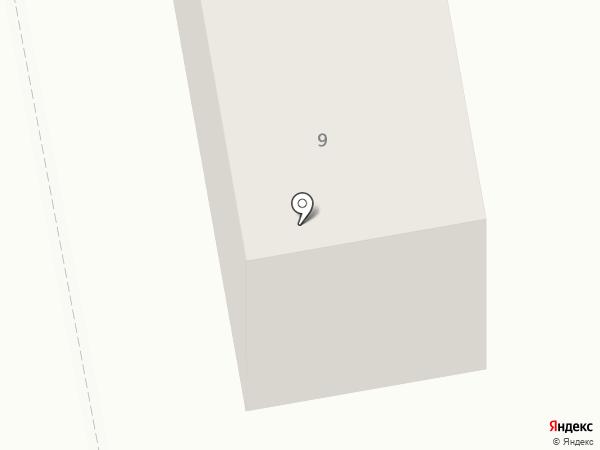 Участковый пункт полиции №6 на карте Макеевки