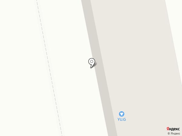 Незнайка на карте Макеевки