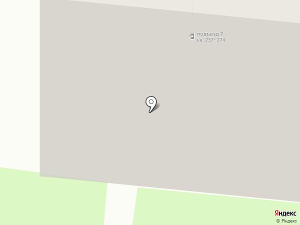 Юниос на карте Балашихи