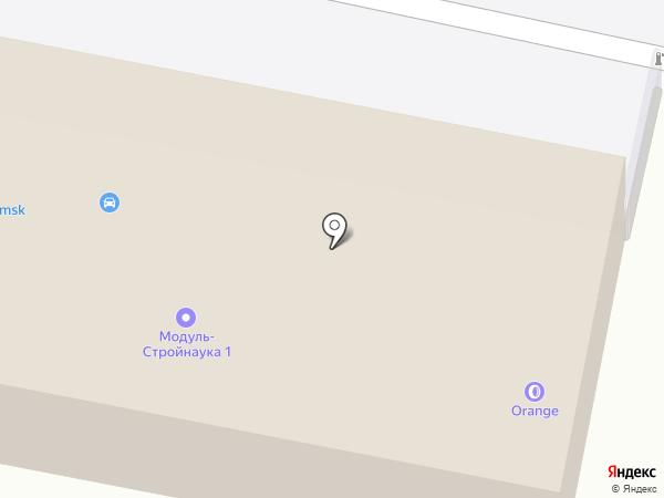 Мосматик на карте Железнодорожного