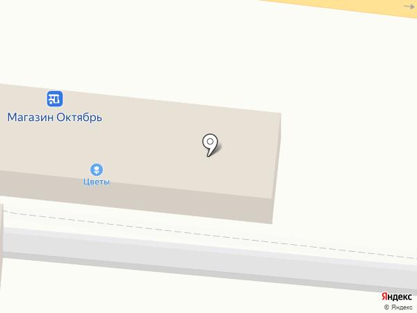 Магазин цветов на карте Томилино
