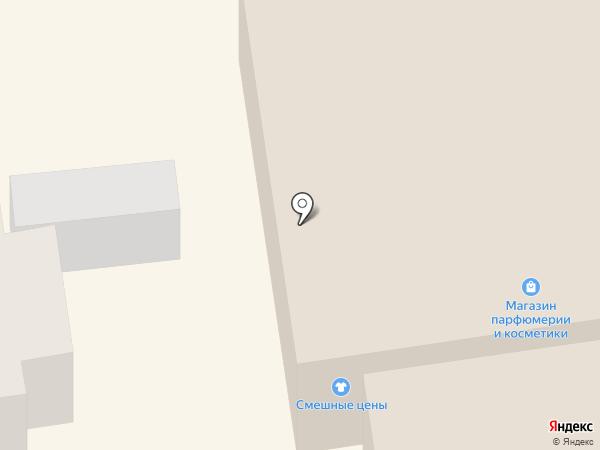 Плехановский на карте Макеевки