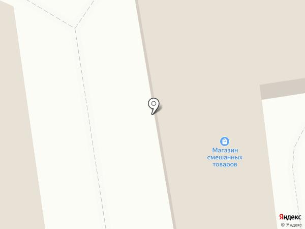 Элизиум-Стайл на карте Макеевки