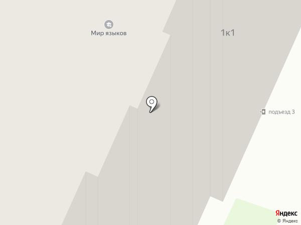 Люберцы 2017 на карте Люберец