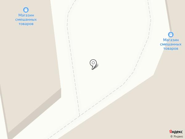 Минимаркет на карте Макеевки