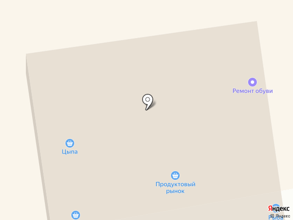 Цветочный магазин на карте Макеевки