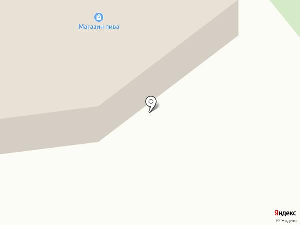 Пятёрочка на карте Ильинского