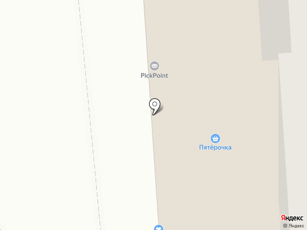 Магазин фейерверков на карте Балашихи