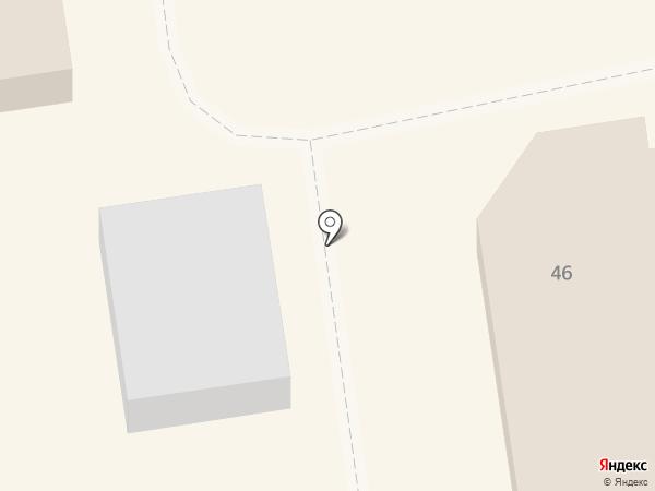 Отдел по ремонту одежды на карте Макеевки