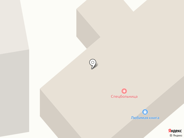 УМЭЦ на карте Макеевки